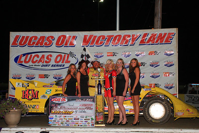 New Car Propels Don O'Neal to Lucas Oil Late Model Dirt Series ...